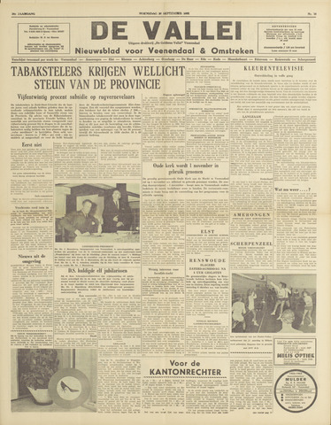 De Vallei 1962-09-26