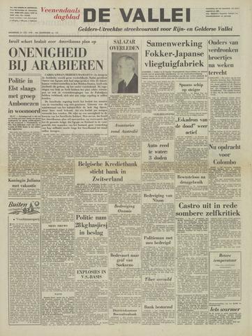 De Vallei 1970-07-27