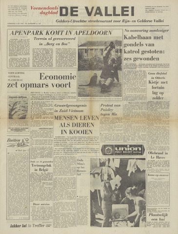 De Vallei 1970-07-08