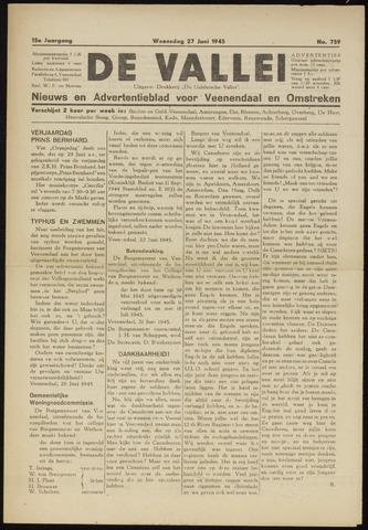 De Vallei 1945-06-27