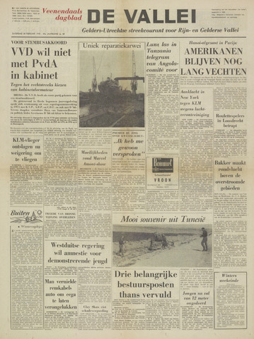 De Vallei 1970-02-28
