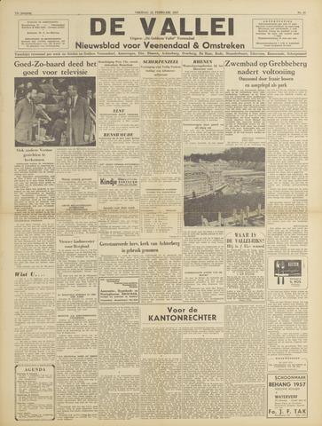 De Vallei 1957-02-22