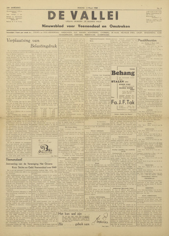 De Vallei 1950-03-03