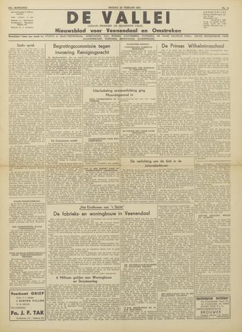 De Vallei 1951-02-23