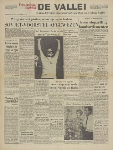 De Vallei 1968-07-22
