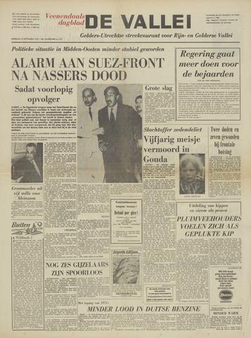 De Vallei 1970-09-29