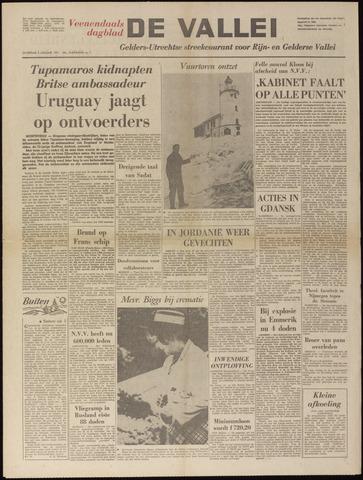 De Vallei 1971-01-09