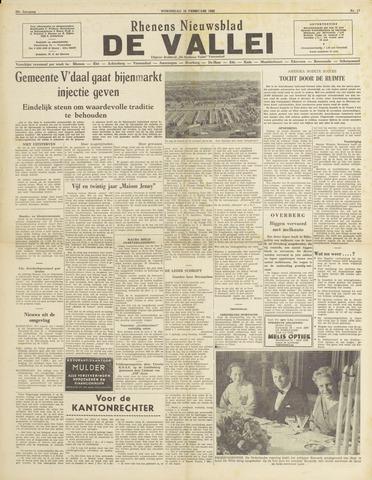 De Vallei 1962-02-28
