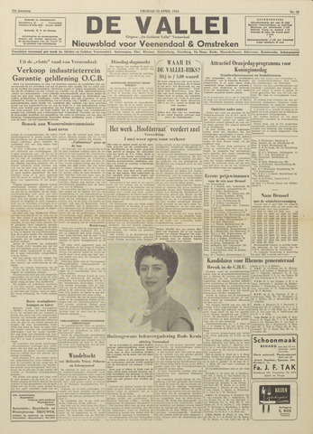 De Vallei 1958-04-18