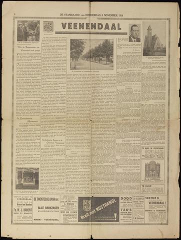 De Standaard 1934-11-08