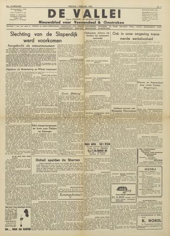 De Vallei 1952-02-01