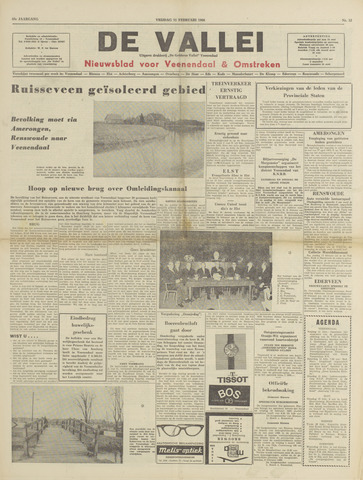 De Vallei 1966-02-11