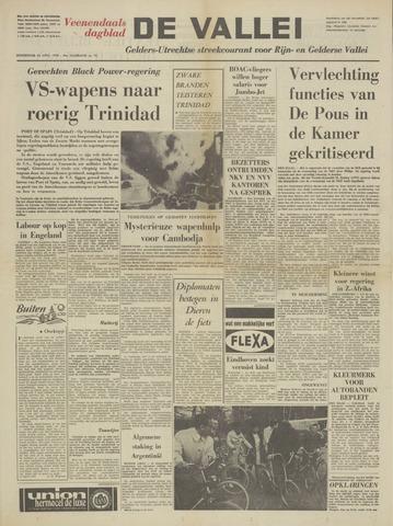 De Vallei 1970-04-23