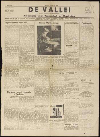 De Vallei 1949-02-18