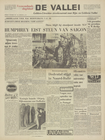 De Vallei 1968-11-05