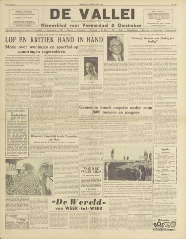 De Vallei 1962-02-23