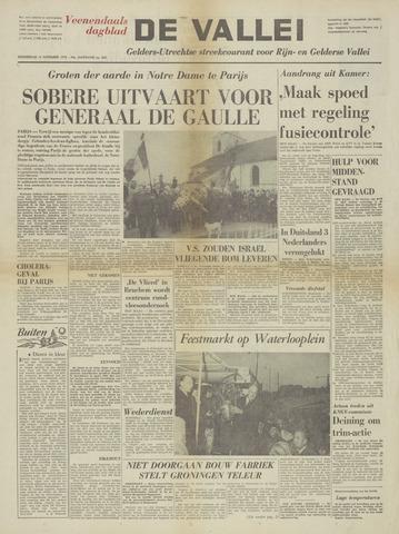 De Vallei 1970-11-12