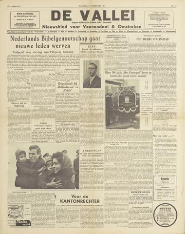 De Vallei 1963-02-20