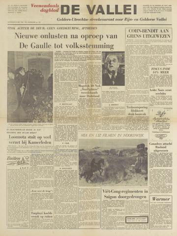 De Vallei 1968-05-25