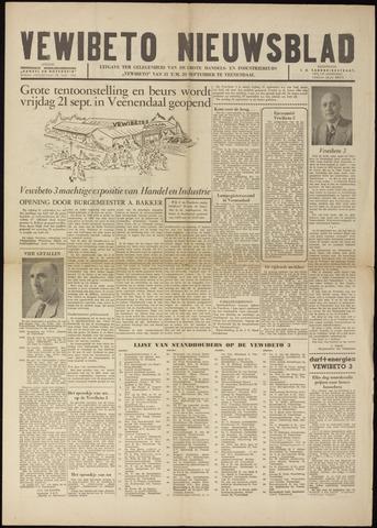 Vewibeto Nieuwsblad 1963-09-21