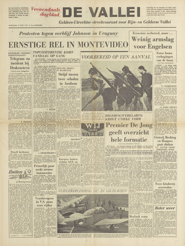 De Vallei 1967-04-12