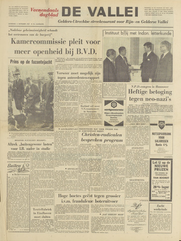 De Vallei 1967-11-11
