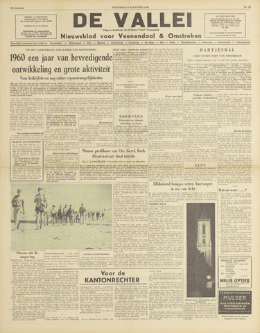De Vallei 1961-08-09