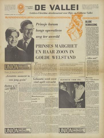 De Vallei 1968-04-18