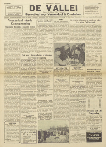 De Vallei 1956-05-02