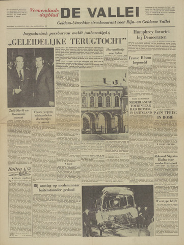 De Vallei 1968-08-26