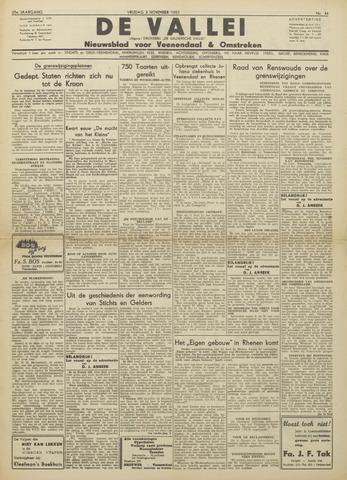 De Vallei 1951-11-02