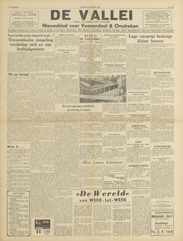 De Vallei 1957-03-08