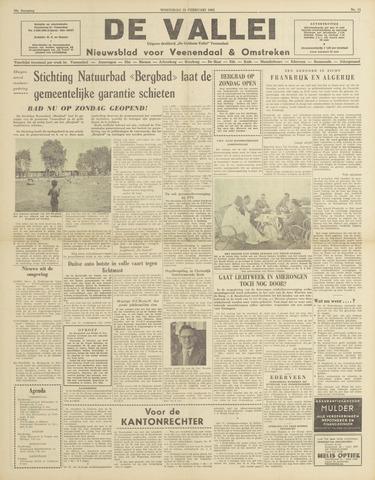 De Vallei 1962-02-21