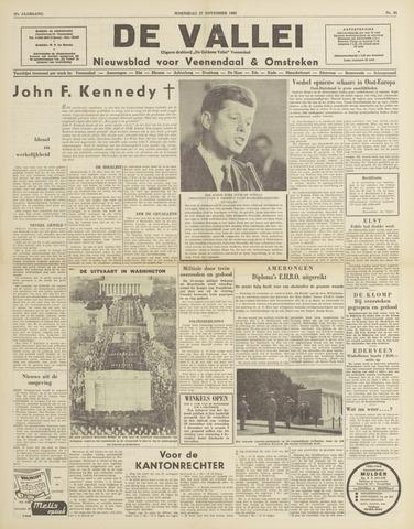 De Vallei 1963-11-27