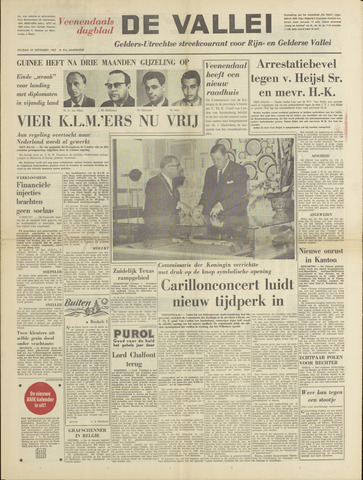 De Vallei 1967-09-29