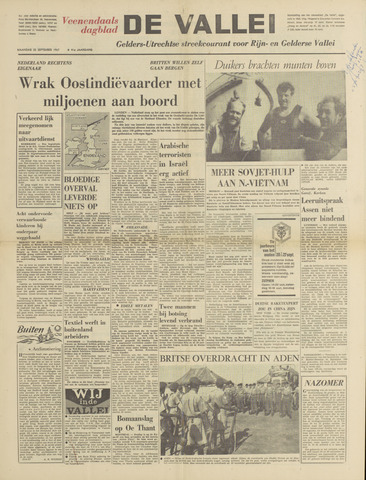 De Vallei 1967-09-25