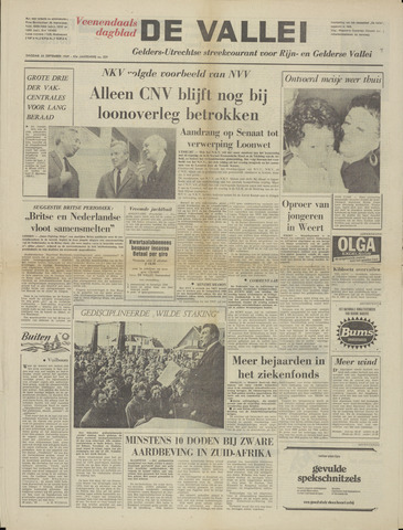 De Vallei 1969-09-30