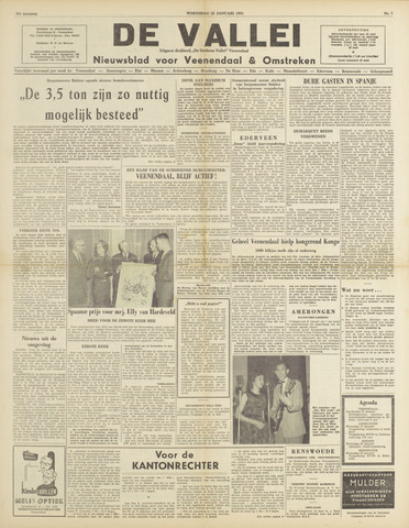 De Vallei 1961-01-25