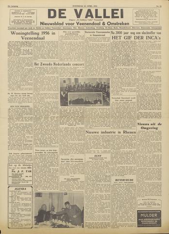 De Vallei 1956-04-25
