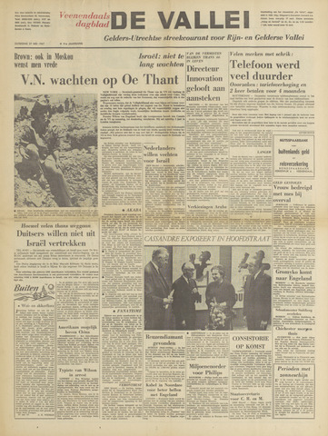 De Vallei 1967-05-27