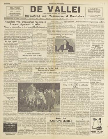 De Vallei 1961-02-22