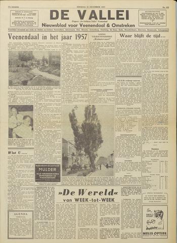 De Vallei 1957-12-31