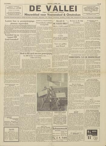 De Vallei 1958-04-04