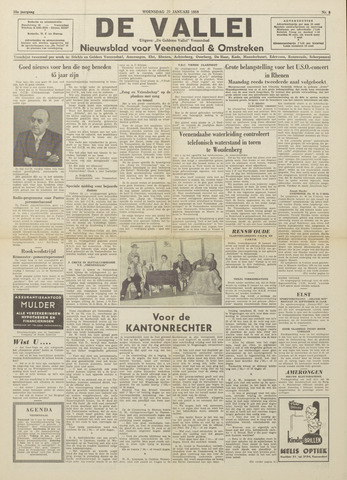 De Vallei 1958-01-29