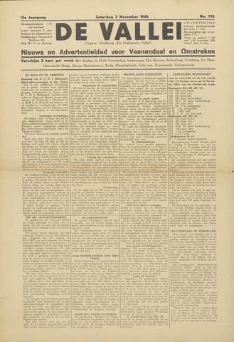 De Vallei 1945-11-03