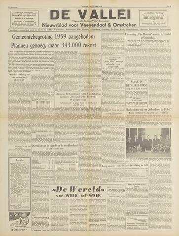 De Vallei 1959-01-09