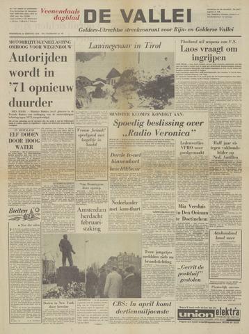 De Vallei 1970-02-26