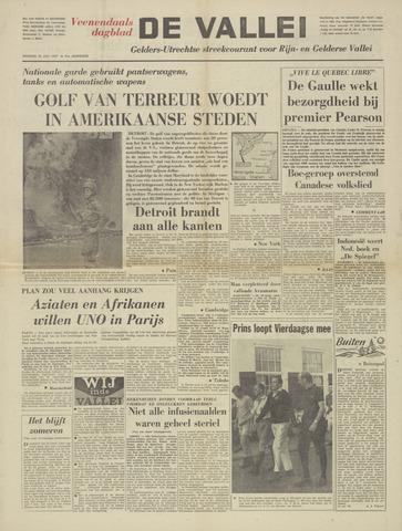 De Vallei 1967-07-25