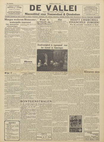 De Vallei 1955-07-08