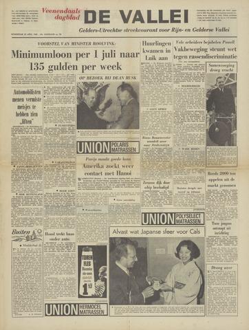 De Vallei 1968-04-25
